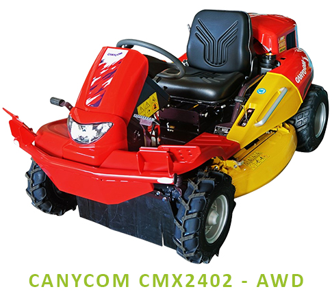 CANYCOM CMX2402 AWD